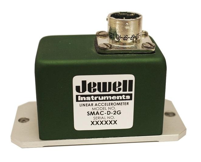 SMA Emerald Series Accelerometer