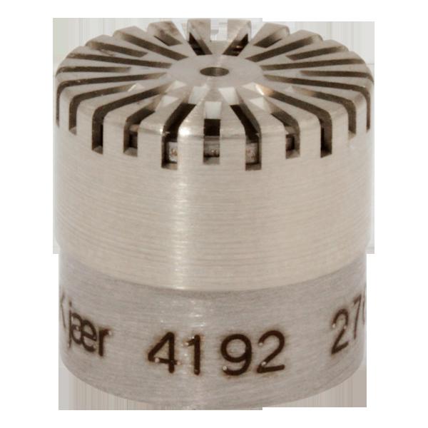 4192 1/2-Inch Pressure-Field Microphone