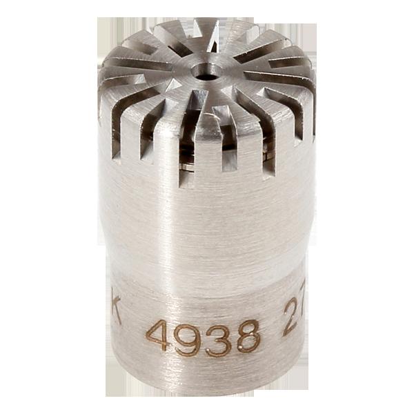 4938 1/4-Inch Pressure-Field Microphone