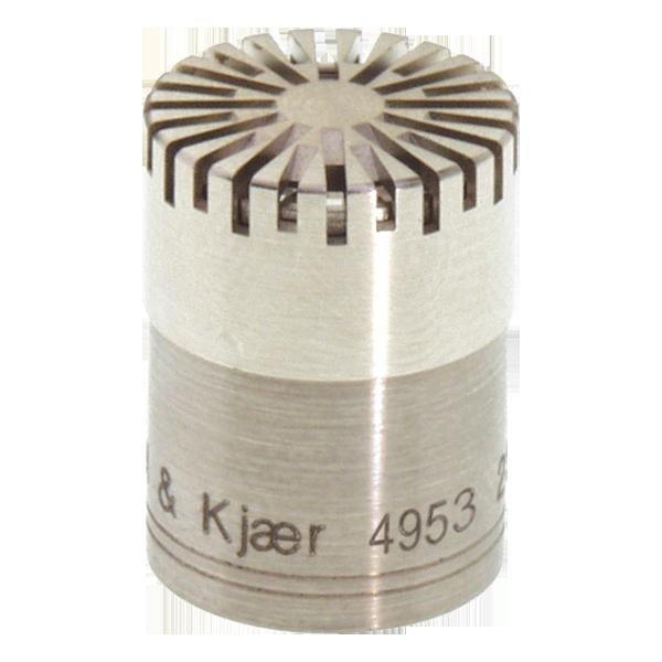 4953 1/2-Inch Pressure-Field Microphone