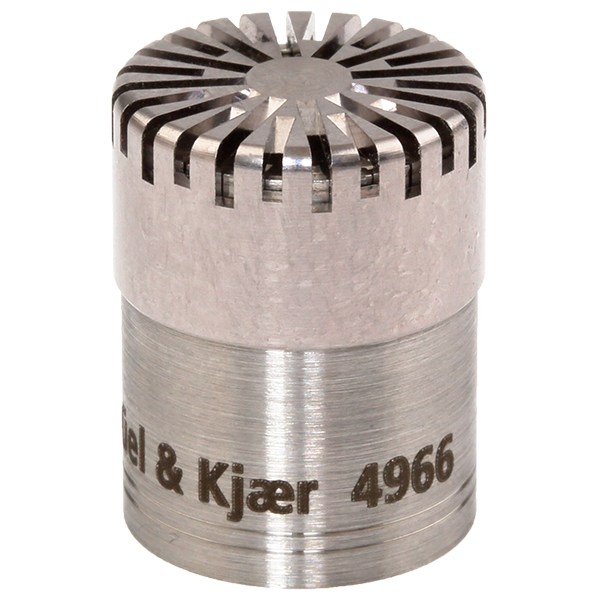4966 1/2-Inch Free Field Microphone
