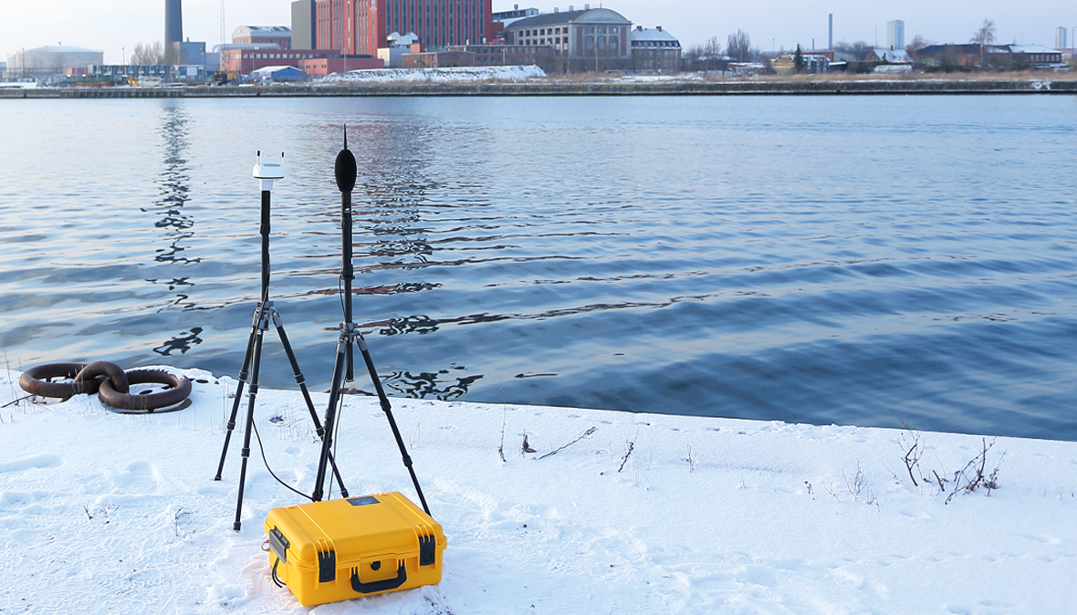 Type 3535-A  All-Weather Case For Sound Level Meters
