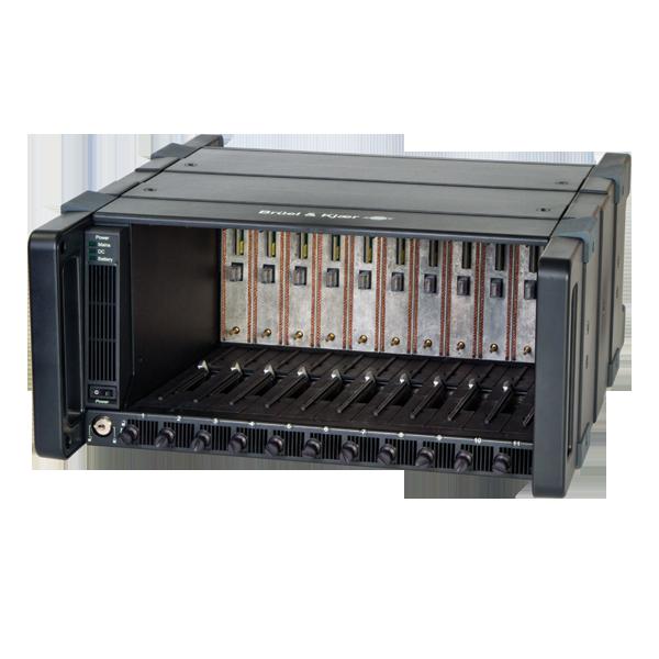 Type 3660-D  11-Modules LAN-XI Frame