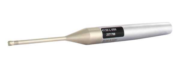 Type 4138-L-006  1/8-Inch Pressure-Field Microphone With Type 2669 Preamplifier, 6 HZ TO 140 KHZ, 200 V Polarization