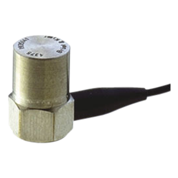 B&K Type 4375  Sub-Miniature Piezoelectric Charge Accelerometers, Side Connector, Integral Cable