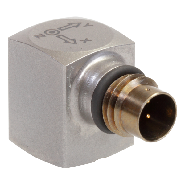 B&K Type 4520-004  Miniature Cubic Triaxial CCLD Accelerometer, 1 MV/G, M3 Tapped Hole