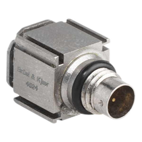 B&K Type 4524  Triaxial CCLD Piezoelectric Accelerometer