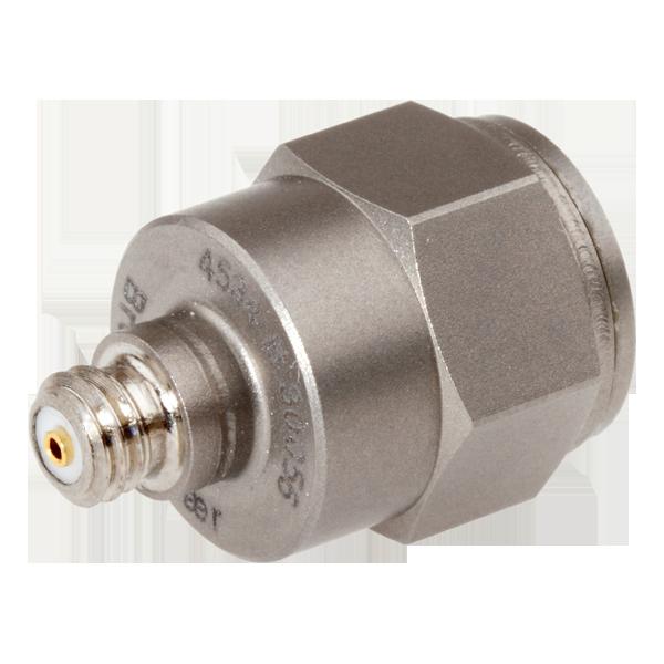 B&K Type 4534-B  CCLD Accelerometer, 1 MV/MS^-2