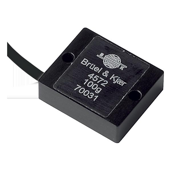 B&K Type 4572  Accelerometer DC Response, 100G, 20 MV/G