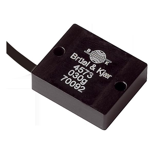 B&K Type 4573 Accelerometer DC Response, 30G, 67 MV/G