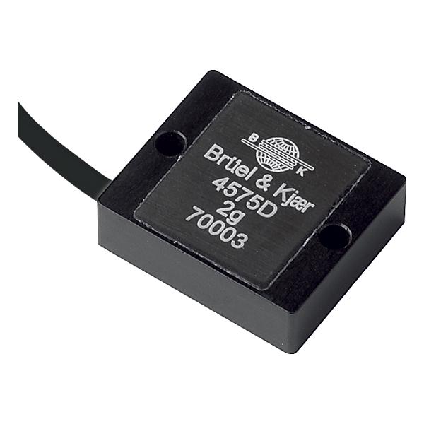 B&K Type 4575 Accelerometer DC Response, 2G, 1000 MV/G