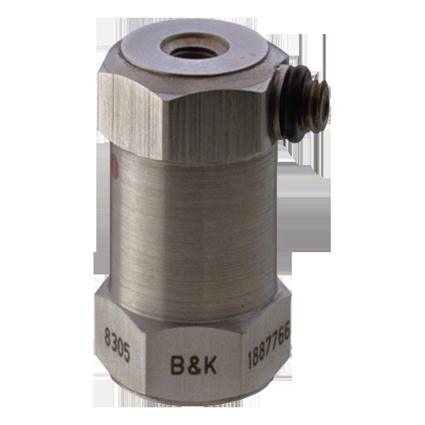 B&K Type 8305 Piezoelectric Accelerometer, Incl. Cable