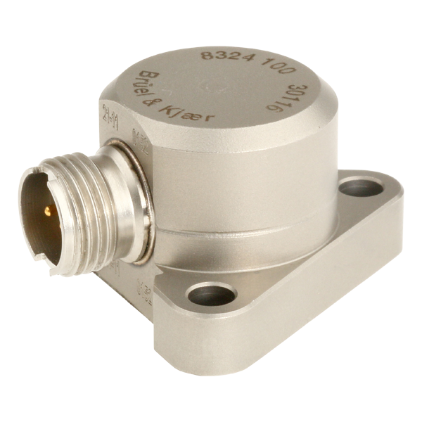 B&K Type 8324-100  High-Temperature Industrial Charge Accelerometer