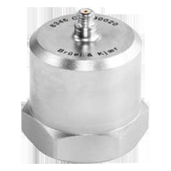 B&K Type 8346-C Piezoelectric Charge Accelerometer