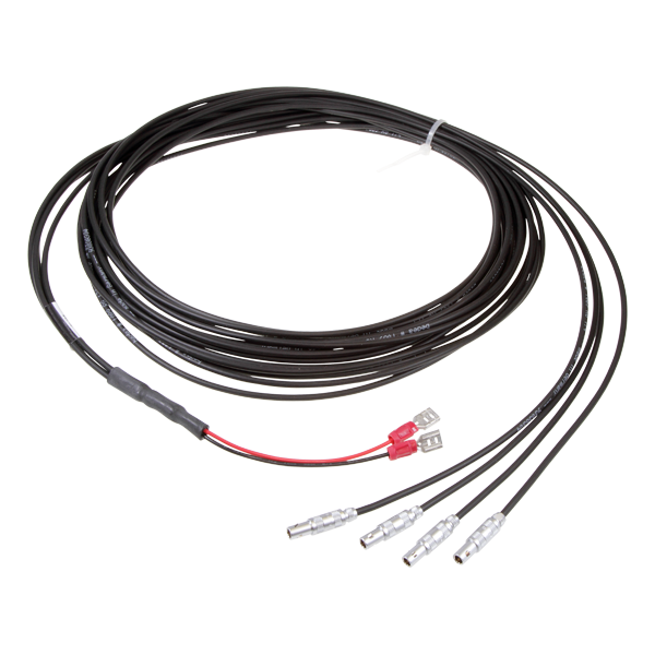 AO-0548  DC Cable To Power LAN-XI