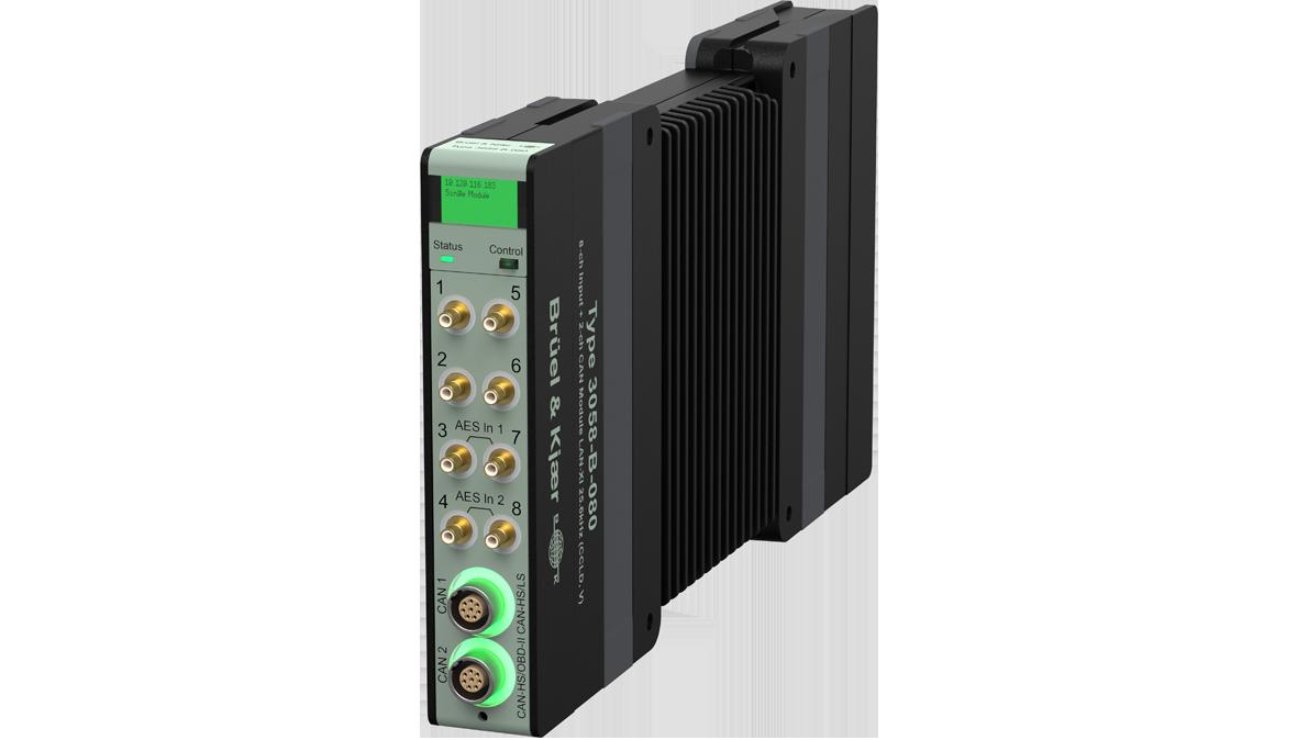 Type 3058  LAN‐XI CAN Bus Module