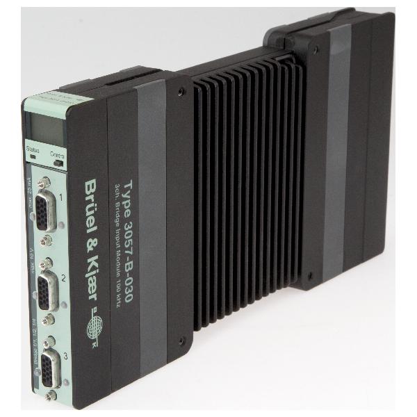 Type 3057  3 Ch. Input Bridge Module 102.4 kHz