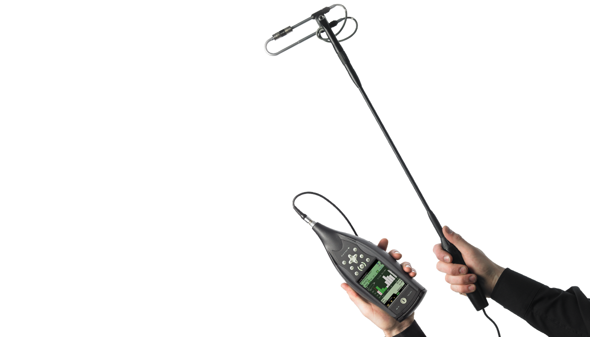 Hand-Held Sound Intensity System For Type 2270-S