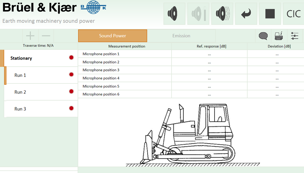 Type 7885 Outdoor Machinery Noise Software