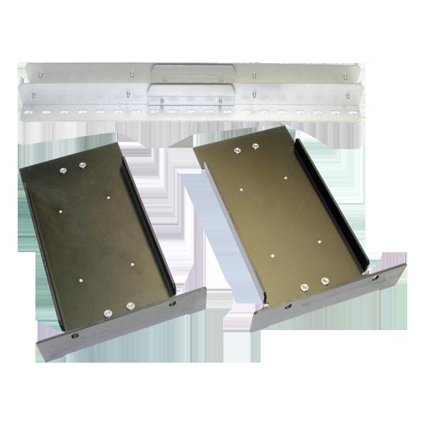 UA-2204  19″ Rack Mounting Kit For 3660-D Frame