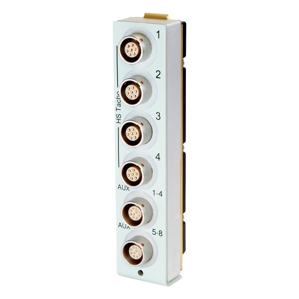 UA-2110  Auxiliary Front Panel With 200V Microphone Inputs