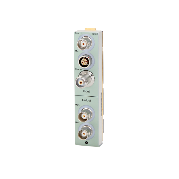UA-2117  Generator Front Panel For 200 kHz LAN-XI Module