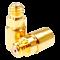 WA-1705  Adaptor, SMB (F) TO 10-32-UNF (F)