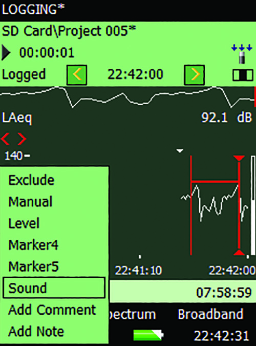 BZ-7226  Signal Recording Option For Types 2250, 2270 And 2250 Light