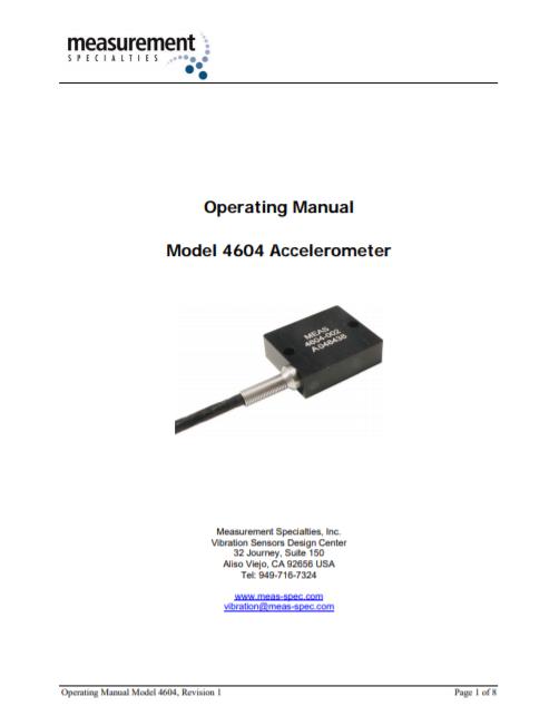 4604 Manual