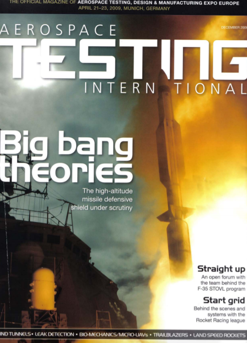 Aerospace – High g Testing