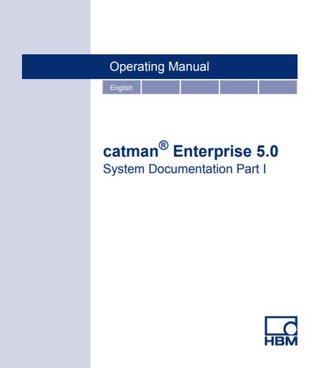 CatmanEnterprise Manual
