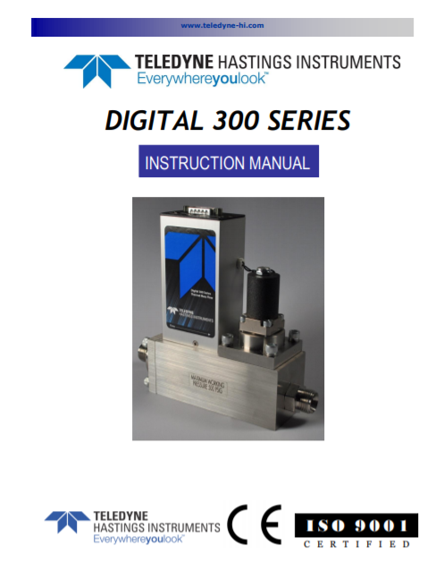 Digital 300 Legacy – manual – 176-012018