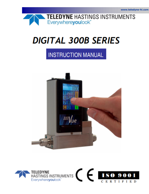 Digital 300B – manual