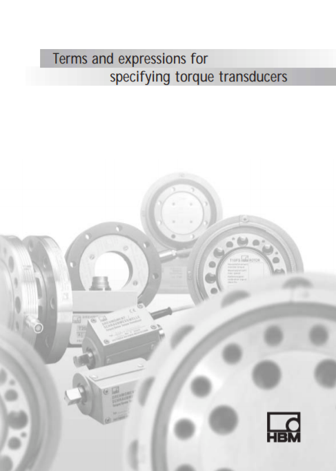 HBM Torque Transducers – technical specifications