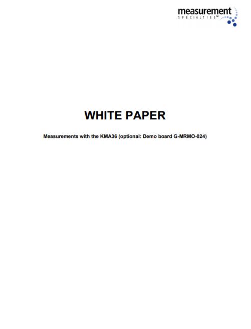KMA36 – White Paper