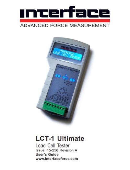LCT-1-User Manual