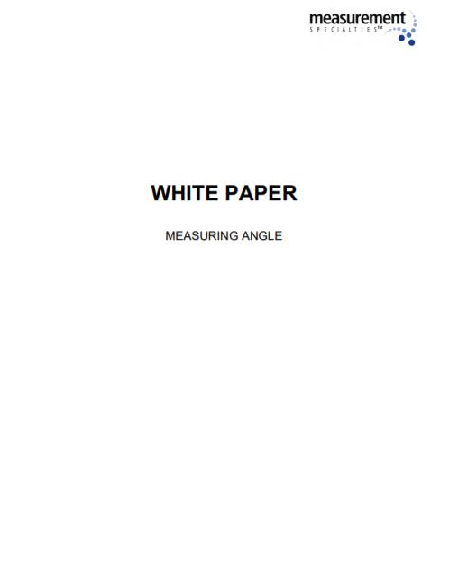 MR Angle WhitePaper