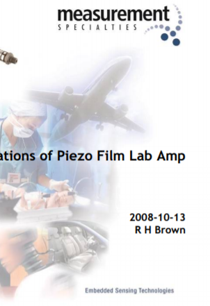 Piezo Lab Amplifier Use and Applications