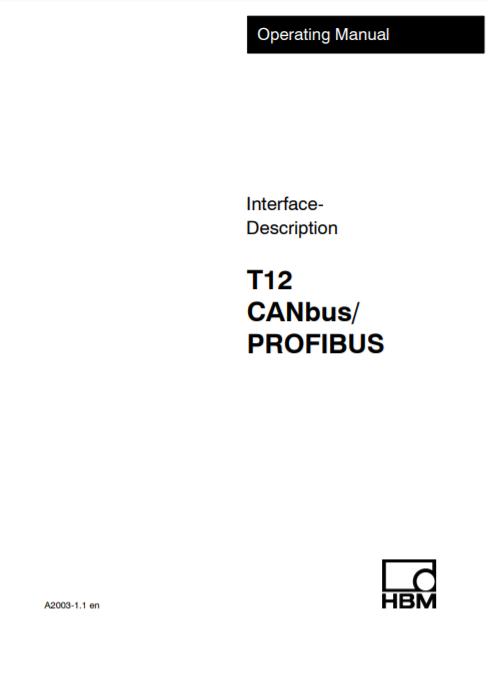 T12 Manual