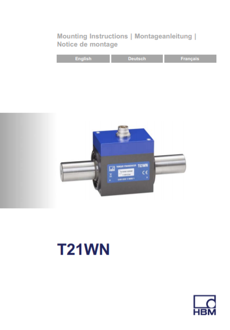 T21WN Installation Guide