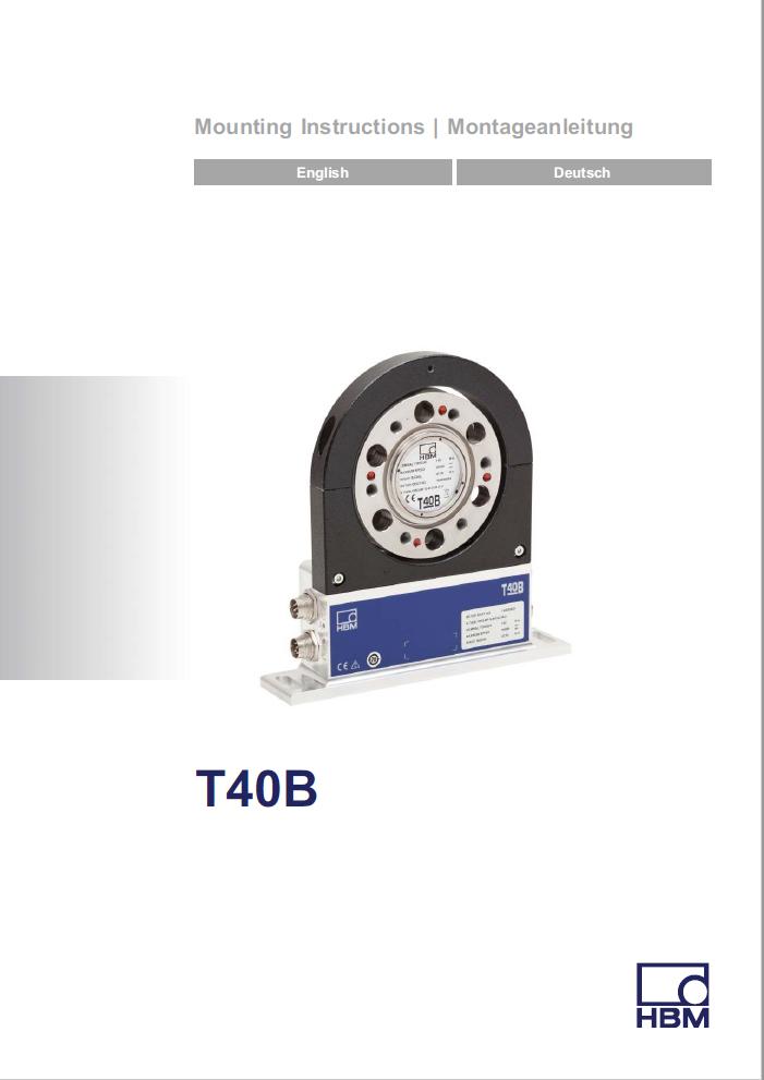 T40B Installation Guide