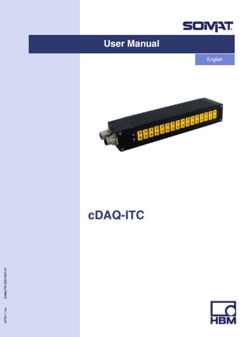 cDAQ Manual