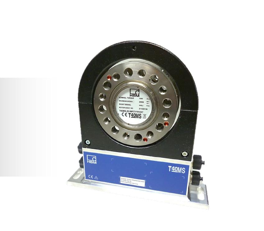 T40MS – Torque Flange