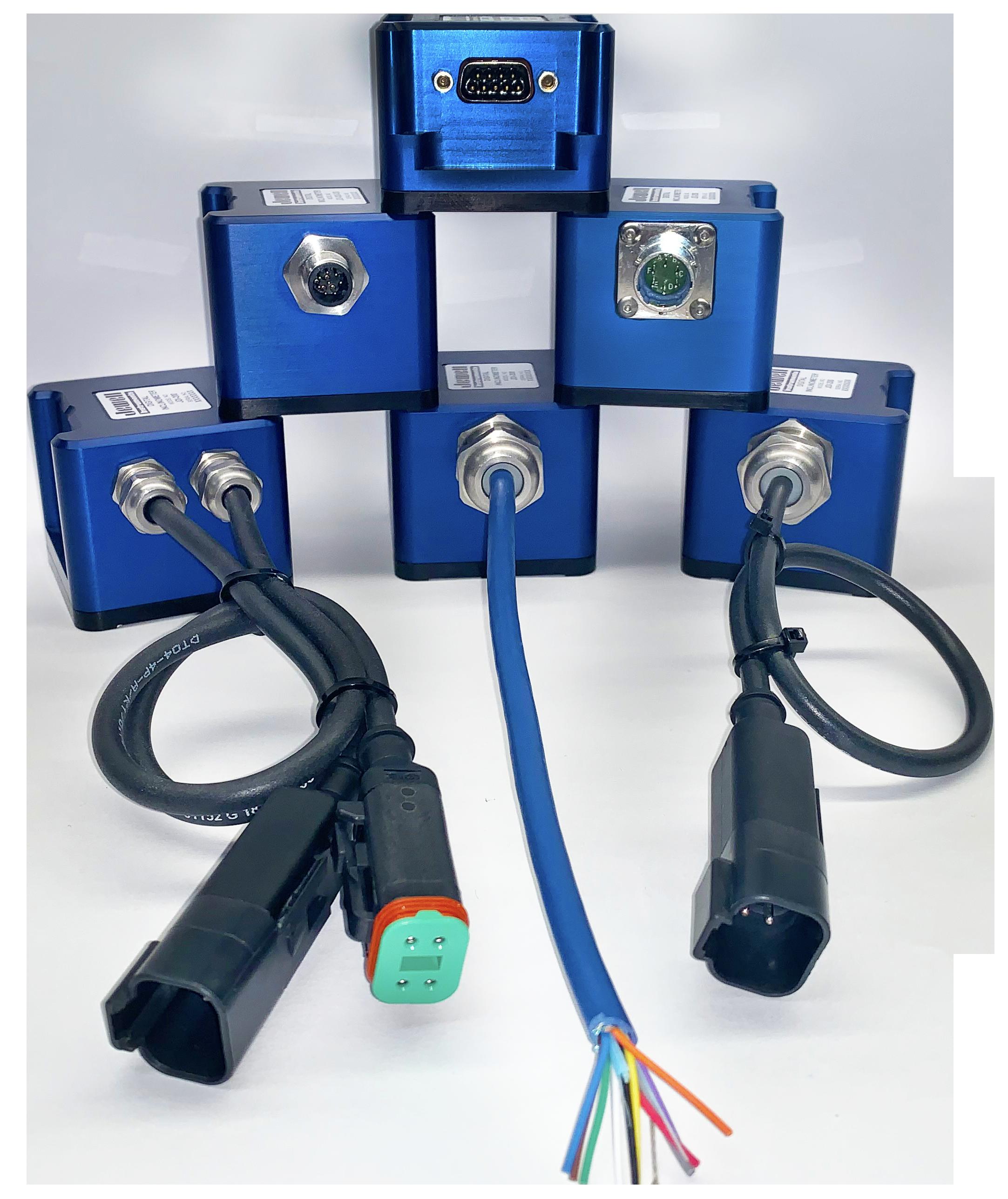 JDI Series – Digital MEMS Inclinometer