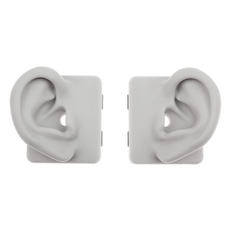 DZ-9773 AND DZ-9774 Pinnae with Tapered Ear Canal for HATS