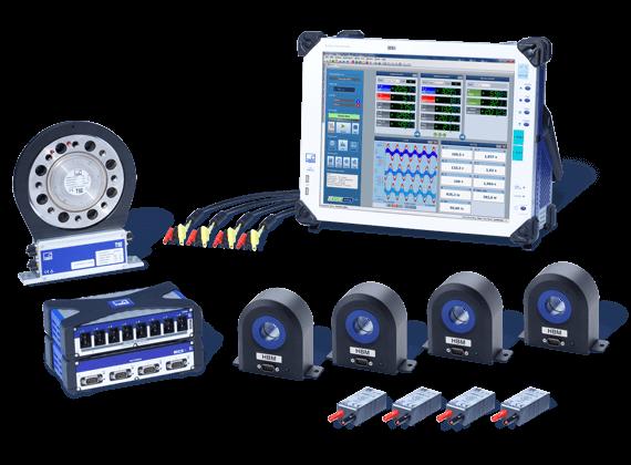 eDrive – Electrical Machine and Powertrain Testing