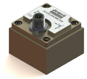 AMA Series MEMS Accelerometer