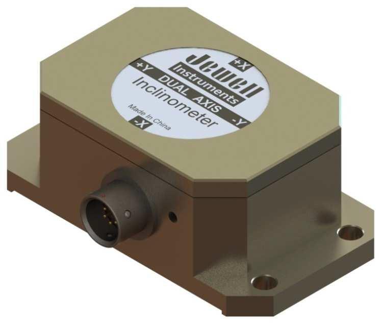 DMH Series – High-Performance Digital MEMS Inclinometer