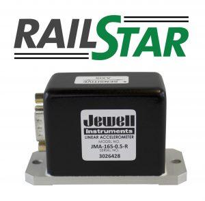 JMA-165-R Series MEMS Accelerometer – Non-Heater Version – CENELEC / AREMA