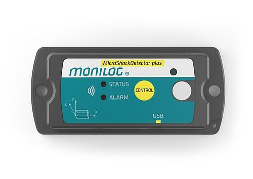 MONI LOG® MicroShockDetector_PLUS